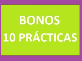 Bono 10 Clases Prácticas